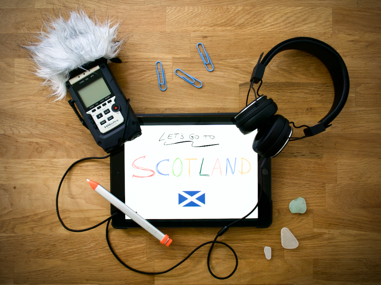 Scotland Podcast